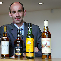 FREE TO USE PIC....Scotch whisky distiller Edrington, maker of The Famous Grouse, today (Tuesday 27th May) announced that its operations director Ian Curle (pictured) has been selected to succeed Ian Good as chief executive when the<br />
