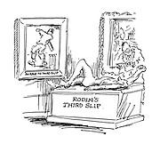 Rodin's Third Slip