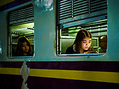 Chachoengsao - Bangkok Commuter Train