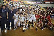 DESCRIZIONE : Roma Trofeo delle Regioni Cesare Rubini Kinder+Sport 2015 - Premiazioni<br /> GIOCATORE : Lombardia<br /> SQUADRA : FIP Federazione Italiana Pallacanestro <br /> EVENTO : Trofeo delle Regioni Cesare Rubini Kinder+Sport 2015 - Premiazioni<br /> GARA : Trofeo delle Regioni Cesare Rubini Kinder+Sport 2015 - Premiazioni<br /> DATA : 07/04/2015<br /> CATEGORIA : Premiazione<br /> SPORT : Pallacanestro <br /> AUTORE : Comitato Regionale Fip