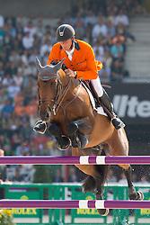 Jeroen Dubbeldam, (NED), Orient Express HDC - Show Jumping Final Four - Alltech FEI World Equestrian Games™ 2014 - Normandy, France.<br /> © Hippo Foto Team - Leanjo de Koster<br /> 07-09-14