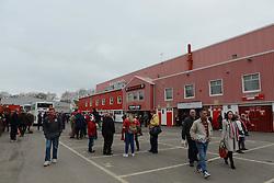 - Photo mandatory by-line: Dougie Allward/JMP - Mobile: 07966 386802 - 22/03/2015 - SPORT - Football - London - Wembley Stadium - Bristol City v Walsall - Johnstone Paint Trophy Final