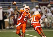 Texas HS Football:  CC Calallen vs. Laredo United, 8 Sep, Alamodome, San Antonio, TX