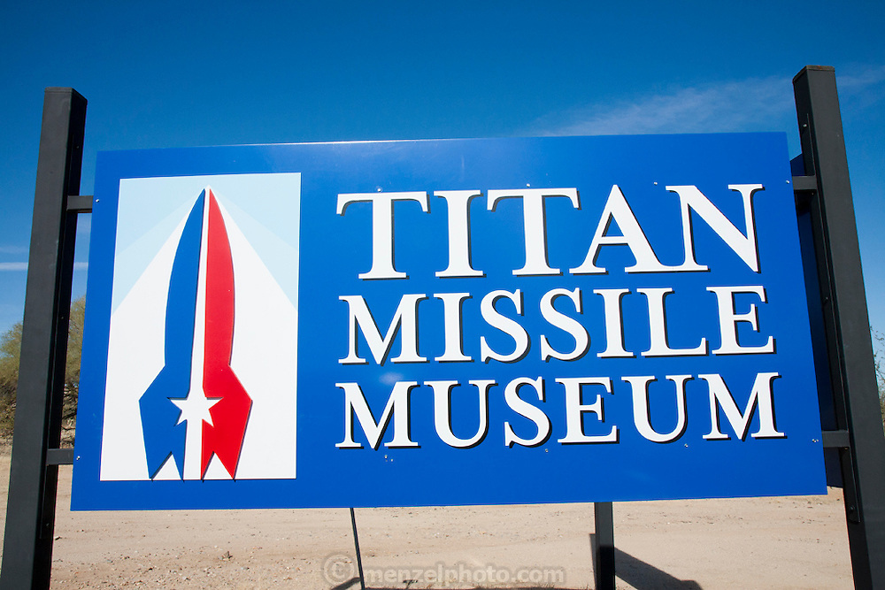 Titan Missile Museum, Green Valley, Arizona. When the SALT Treaty called for the de-activation of the 18 Titan missile silos that ring Tucson, volunteers at the Pima Air Museum asked if one could be retained for public tours. After much negotiation, including additional talks with SALT officials, the Green Valley complex of the 390th Strategic Missile Wing was opened to the public. Deep in the ground, behind a couple of 6,000 pound blast doors is the silo itself. The 110 foot tall missile weighed 170 tons when it was fueled and ready to fly.