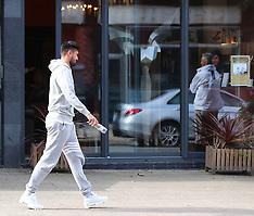Sergio Romero sighting - Manchester - 24 Mar 2019