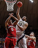 NCAA Basketball - Purdue Boilermakers vs Nebraska Cornhuskers - West Lafayette, IN