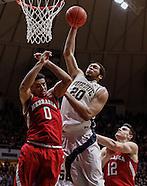 NCAA Basketball - Purdue Boilermakers vs Nebraska Cornhuskers - West Lafayette, IN