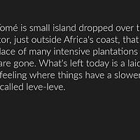 Leve-leve Island