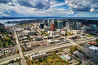 City of Bellevue, Meydenbauer Bay & Lake Washington