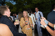 OLYMPIA CAMPBELL; OTIS FERRY, 2016 SERPENTINE SUMMER FUNDRAISER PARTY CO-HOSTED BY TOMMY HILFIGER. Serpentine Pavilion, Designed by Bjarke Ingels (BIG), Kensington Gardens. London. 6 July 2016