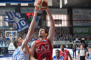 DESCRIZIONE : Cantu' Lega A 2015-16 Acqua Vitasnella Cantu' vs Olimpia EA7 Emporio Armani Milano<br /> GIOCATORE : Stanko Barac<br /> CATEGORIA : Tiro stoppata sequenza<br /> SQUADRA : Olimpia EA7 Emporio Armani Milano<br /> EVENTO : Campionato Lega A 2015-2016<br /> GARA : Acqua Vitasnella Cantu' Olimpia EA7 Emporio Armani Milano<br /> DATA : 29/11/2015<br /> SPORT : Pallacanestro <br /> AUTORE : Agenzia Ciamillo-Castoria/I.Mancini<br /> Galleria : Lega Basket A 2015-2016  <br /> Fotonotizia : Cantu'  Lega A 2015-16 Acqua Vitasnella Cantu' Olimpia EA7 Emporio Armani Milano<br /> Predefinita :