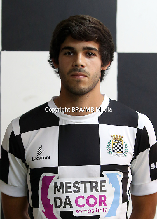 """Portugal - Primera Liga NOS 2016-2017 /  <br /> ( Boavista FC ) - <br /> Eduardo Jose Godinho Ferreira """" Edu """""""