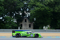 Tracy Krohn (USA) / Niclas Jonsson (SWE) / Joao Barbosa (PRT)  #40 Krohn Racing  Ligier JS P2 Nissan,  during Le Mans 24 Hr June 2016 at Circuit de la Sarthe, Le Mans, Pays de la Loire, France. June 15 2016. World Copyright Peter Taylor/PSP. Copy of publication required for printed pictures.  Every used picture is fee-liable. http://archive.petertaylor-photographic.co.uk