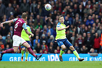 Aston Villa v Derby County - Sky Bet Championship<br /> BIRMINGHAM, ENGLAND - APRIL 28 :  Andreas Weimann, of derby County in action at Villa Park