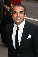 Adil Ray, The Asian Awards, Grosvenor House Hotel, London UK, 17 April 2015, Photo by Richard Goldschmidt