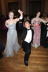 Guests dancing at the 13th annual Russian Summer Ball held at the Banqueting House, Whitehall, London on 14th June 2008.<br /><br />NON EXCLUSIVE - WORLD RIGHTS