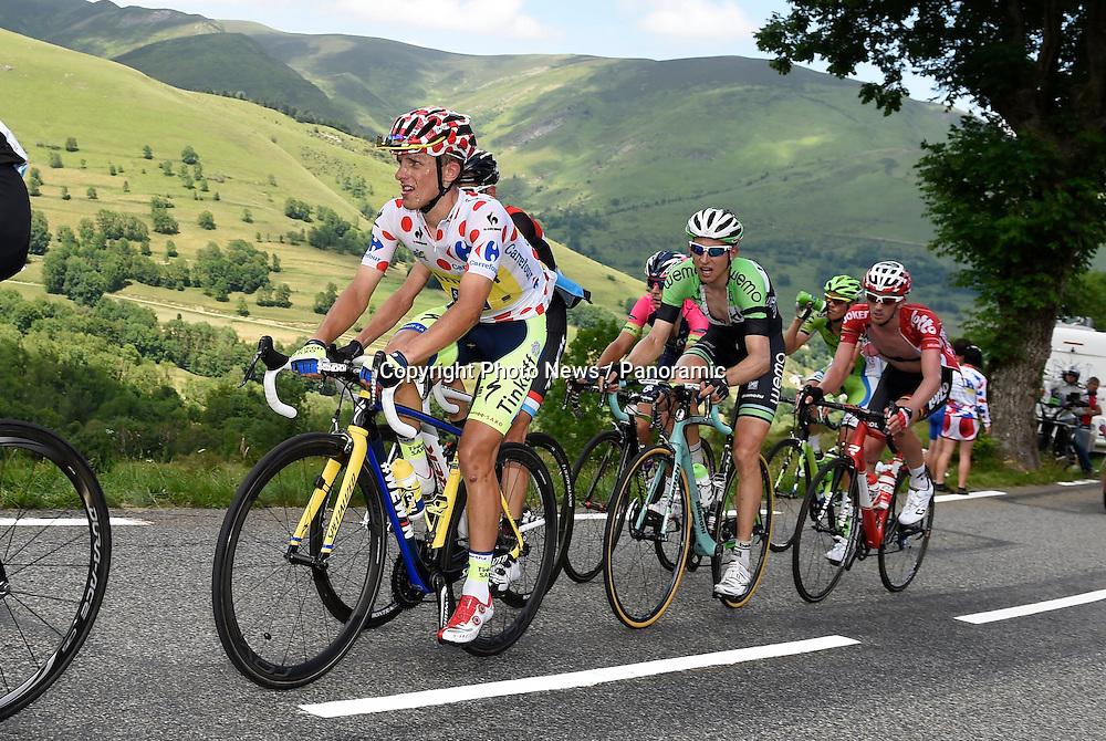 MAJKA Rafal of Tinkoff-Saxo - MOLLEMA Bauke NED of Belkin-Pro Cycling Team - VAN DEN BROECK Jurgen BEL of Lotto Belisol