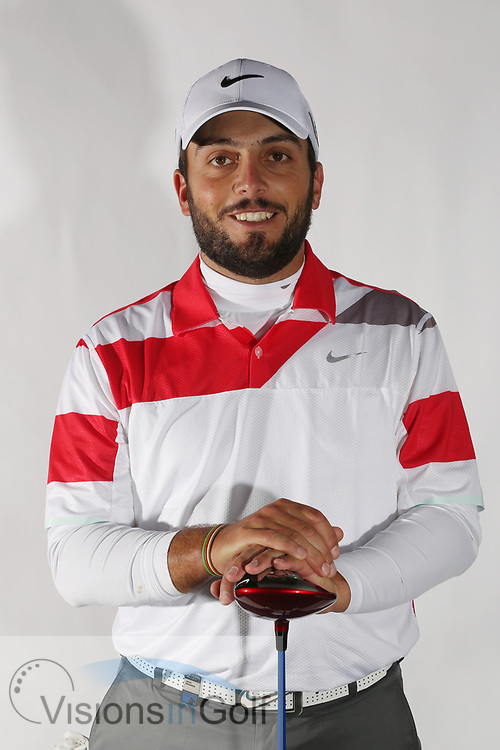 Francesco Molinari<br /> Portrait<br /> 2013<br /> <br /> Golf Pictures Credit by: Mark Newcombe / visionsingolf.com