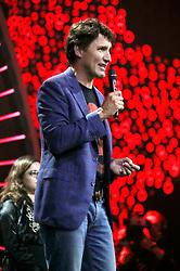 July 6, 2017 - Hamburg, Hamburg, Deutschland - Justin Trudeau beim Global Citizen Festival anlässlich des G20-Gipfel in der Barclaycard Arena. Hamburg, 06.07.2017 (Credit Image: © Future-Image via ZUMA Press)
