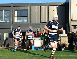 Bristol Academy players run-out at SGS Wise Campus - Mandatory by-line: Paul Knight/JMP - 21/01/2017 - RUGBY - SGS Wise Campus - Bristol, England - Bristol Academy U18 v Saracens Academy U18 - Premiership Rugby Academy U18 League