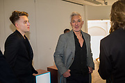 ROMAN KEMP; MARTIN KEMP, The George Michael Collection drinks.  Christie's, King St. London, 12 March 2019