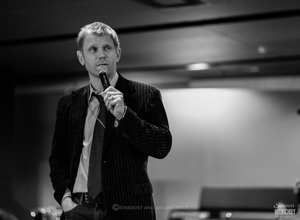 Mark Pellegrino (Supernatural, Lost, Revolution) Q&A Panel, Armageddon Expo Melbourne, Oct 2012
