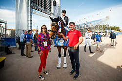 Rothenberger Soneke, GER, Cosmo 59<br /> World Equestrian Games - Tryon 2018<br /> © Hippo Foto - Sharon Vandeput<br /> 13/09/2018
