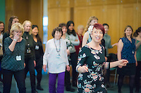 On 23 February Dance UK launched the 2015 Dance Manifesto with a beginners' social dance class hosted by the All Party Parliamentary Dance Group for all MPs. <br />