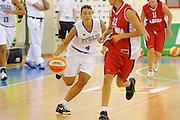 DESCRIZIONE : Ortona Giochi del Mediterraneo 2009 Mediterranean Games Italia Italy Albania Preliminary Women<br /> GIOCATORE : Beatrice Sciacca<br /> SQUADRA : Nazionale Italiana Femminile<br /> EVENTO : Ortona Giochi del Mediterraneo 2009<br /> GARA : Italia Italy Albania<br /> DATA : 28/06/2009<br /> CATEGORIA : palleggio<br /> SPORT : Pallacanestro<br /> AUTORE : Agenzia Ciamillo-Castoria/G.Ciamillo