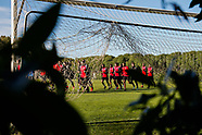 Royal Excel Mouscron Training Camp - 06 January 2018