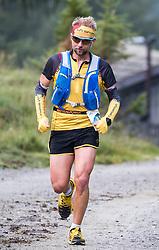 23.07.2016, Kals, AUT, Grossglockner Ultra Trail 2016, im Bild Reich Bernhard (AUT) // during the 2016 Grossglockner Ultra Trail. Kals, Austria on 2016/07/23. EXPA Pictures © 2015, PhotoCredit: EXPA/ Johann Groder