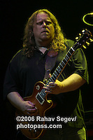 Warren Haynes of Gov't Mule<br /> <br /> &copy;2008 Rahav Segev /Photopass.com<br /> <br /> For additional caption info and licensing please contact the studio at 917 586 6993 or email rahav@photopass.com.