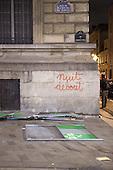 """Paris Violence """"Nuit Debout"""""""