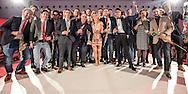 17-02-2016: Uitreiking sportprijs Utrecht 2015: Utrecht<br /> <br /> De winnaars poseren na afloop van de sportprijs voor de pers.<br /> <br /> In de Jaarbeurs in Utrecht vindt de uitreiking van de sportprijs 2015 plaats welke georganiseerd is door VSU en gemeente Utrecht.<br /> <br /> Foto: Gertjan Kooij