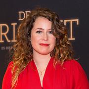 NLD/Amsterdam/20181023 -  Film premiere De Dirigent, Sanne Vogel