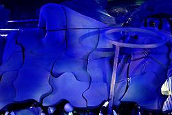 12-08-2012 ALGEMEEN: OLYMPISCHE SPELEN 2012 SLUITINGSCEREMONIE: LONDEN<br /> In het Olympisch Stadion werd met een sluitingsceremonie afscheid genomen van het succesvolle sportevenement. 80.000 Mensen in het stadion en miljoenen mensen thuis zagen een grote show met veel muziek en vuurwerk / John Lennon<br /> ©2012-FotoHoogendoorn.nl