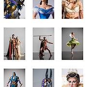 Toi Whakaari, Costume Showcase 2015