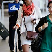 NLD/Schiphol/20120719 - Kristina Bozilovic op vakantie,