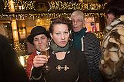 AMANDA PALMER;, The Other Club, Kingly Court, Soho. London. 15 November 2013