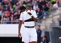 Fussball  1. Bundesliga  Saison 2019/2020  Testspiel SSV Reutlingen - 1. FC Koeln       14.07.2019 Anthony Modeste (1. FC Koeln) nachdenklich nach mehreren vergebenen Torchancen im Testspiel