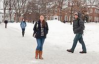Hanover Common January 14, 2011.