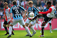 Onderwerp/Subject: Feyenoord - Willem II - Eredivisie<br /> Reklame:  <br /> Club/Team/Country: Feyenoord - Willem II<br /> Seizoen/Season: 2010/2011<br /> FOTO/PHOTO: Feyenoord's Diego BISESWAR (R) in duel with Willem II's Veli LAMPI (C) and Willem II's Bart BIEMANS (L). (Photo by PICS UNITED)<br /> <br /> Trefwoorden/Keywords:  <br /> #04 $94 &plusmn;1279295324043<br /> Photo- &amp; Copyrights &copy; PICS UNITED <br /> P.O. Box 7164 - 5605 BE  EINDHOVEN (THE NETHERLANDS) <br /> Phone +31 (0)40 296 28 00 <br /> Fax +31 (0) 40 248 47 43 <br /> http://www.pics-united.com <br /> e-mail : sales@pics-united.com (If you would like to raise any issues regarding any aspects of products / service of PICS UNITED) or <br /> e-mail : sales@pics-united.com   <br /> <br /> ATTENTIE: <br /> Publicatie ook bij aanbieding door derden is slechts toegestaan na verkregen toestemming van Pics United. <br /> VOLLEDIGE NAAMSVERMELDING IS VERPLICHT! (&copy; PICS UNITED/Naam Fotograaf, zie veld 4 van de bestandsinfo 'credits') <br /> ATTENTION:  <br /> &copy; Pics United. Reproduction/publication of this photo by any parties is only permitted after authorisation is sought and obtained from  PICS UNITED- THE NETHERLANDS