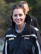 KATE & Prince William Ride Shotover Jet, Queenstown 2