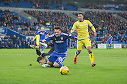 Cardiff City v Sheffield Wednesday - Championship - 12/12/2015