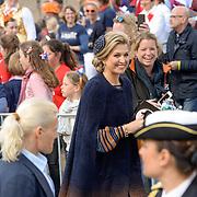 NLD/Tilburg/20170427- Koningsdag 2017,  Koningin Maxima