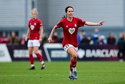 Olivia Chance of Bristol City - Mandatory by-line: Ryan Hiscott/JMP - 24/11/2019 - FOOTBALL - Stoke Gifford Stadium - Bristol, England - Bristol City Women v Manchester City Women - Barclays FA Women's Super League