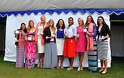Henley. Great Britain. 175th  Henley Royal Regatta, Henley Reach. England. Leander Club and Imperial College, W8+, with the trophy, after winning, the Remenham Challenge Cup. 16:48:16  Sunday  06/07/2014. [Mandatory Credit; Peter Spurrier/Intersport-images]