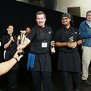 American Lamb Board Global Flavors Lamb Tour: Lamb Jam Seattle. Overall Winner - Purple Cafe & Wine Bar.
