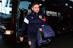 Bristol City head coach Lee Johnson arrives at Villa Park  - Mandatory by-line: Joe Meredith/JMP - 01/01/2018 - FOOTBALL - Villa Park - Birmingham, England - Aston Villa v Bristol City - Sky Bet Championship