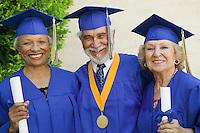 Senior Graduates